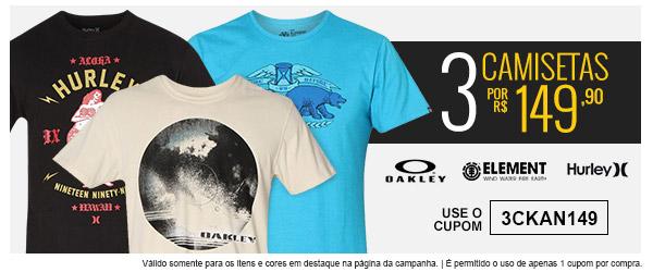 Promoção Kanui  QUEIMA TOTAL de Camisetas!! Os Maiores Descontos ... 797433940a192